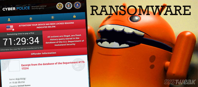 CrabeMan – Ransomware trên Android