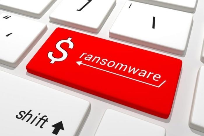 Ransomware lập trình bởi mauri870