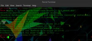 Stacer - Phần mềm tối ưu hoá và quản lý hệ thống Linux