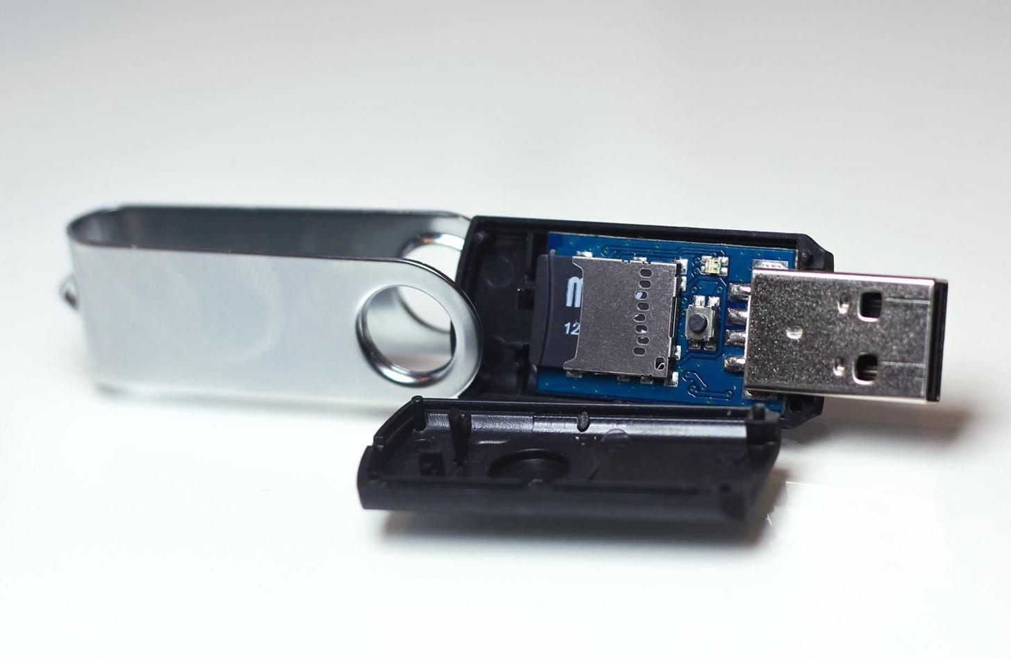 Tự chế tạo USB Rubber Ducky bằng Arduino
