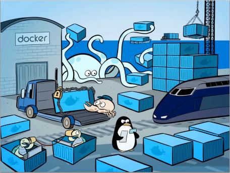 Làm quen 1 chút với Docker