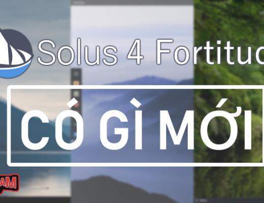 Hệ điều hành Solus GNU/Linux