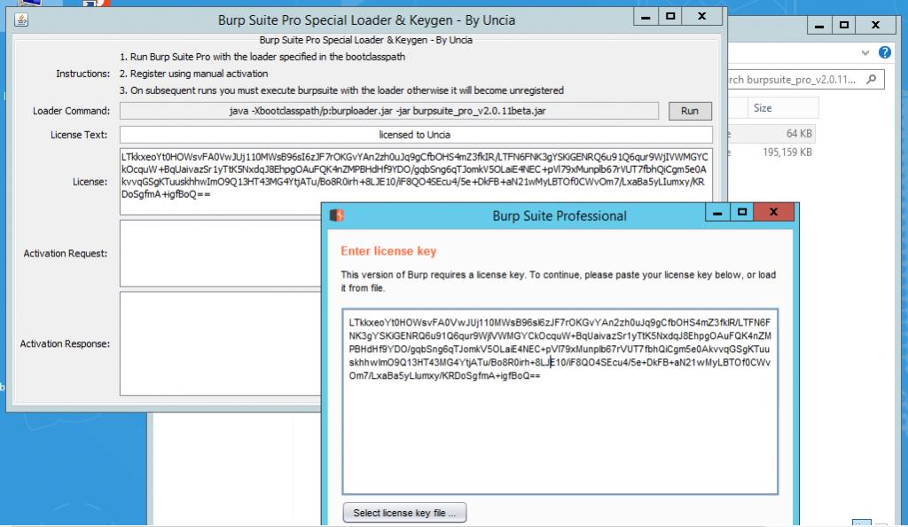 Brup Suite Professional v2 0 11beta Full Crack - Linux Team