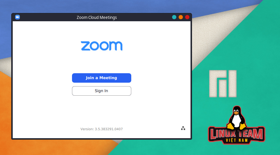 Cách cài Zoom trên Linux